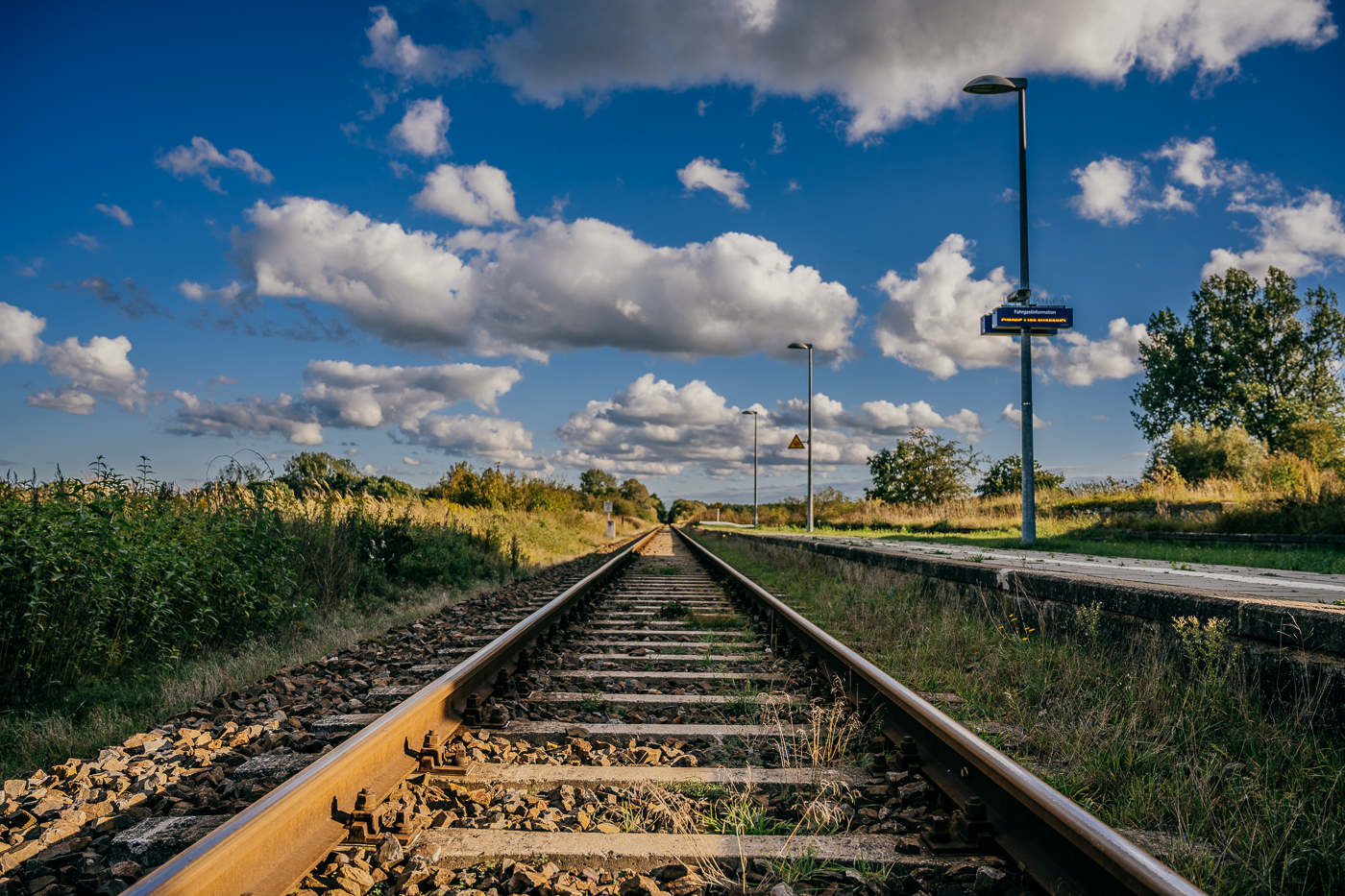 Bahnstrecke Bützow–Szczecin