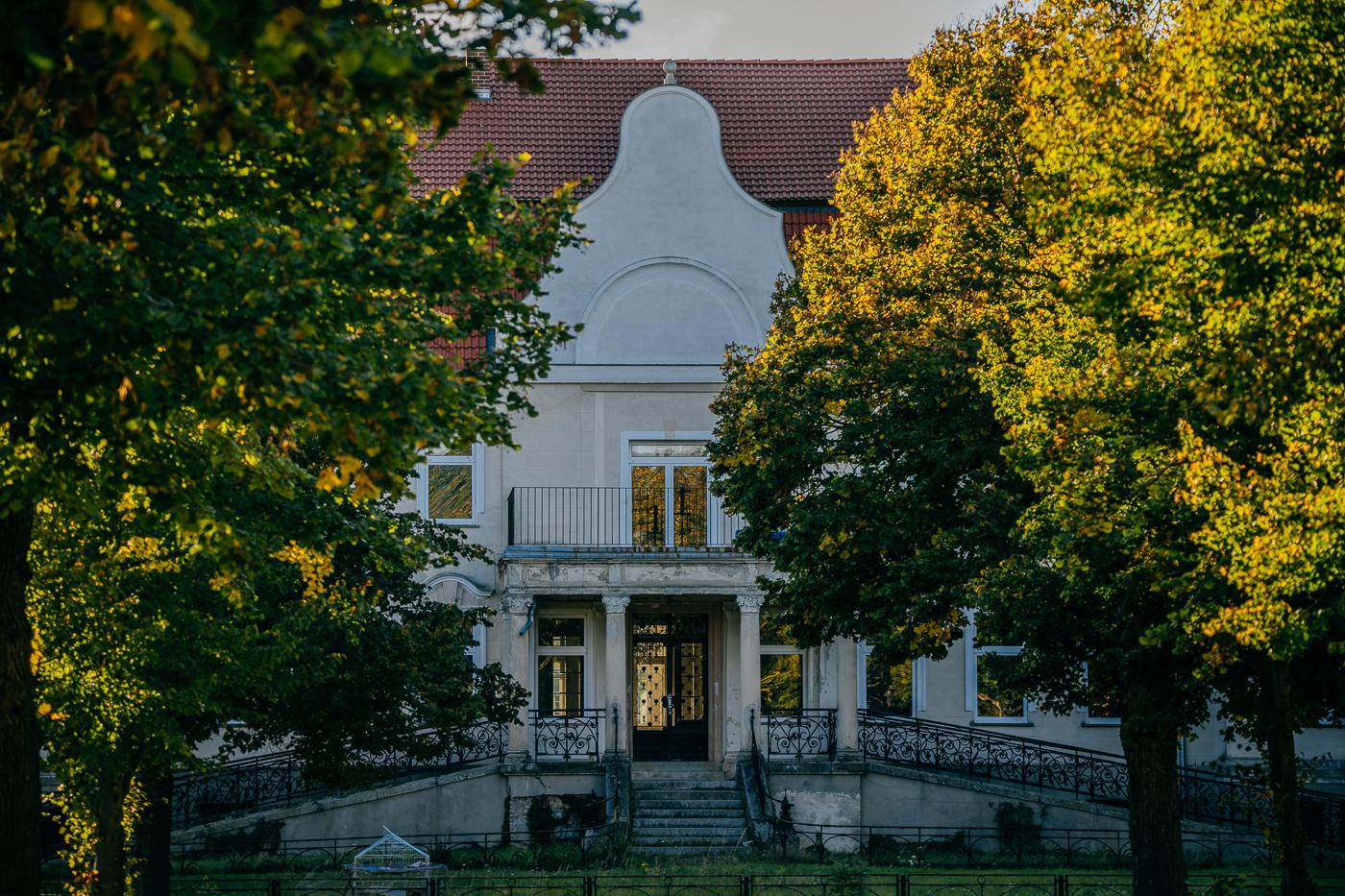 Gutshaus (Herrenhaus, Schloss) Klein Helle